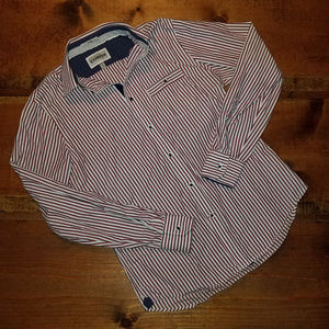 Express Fitted Men's Button-Up